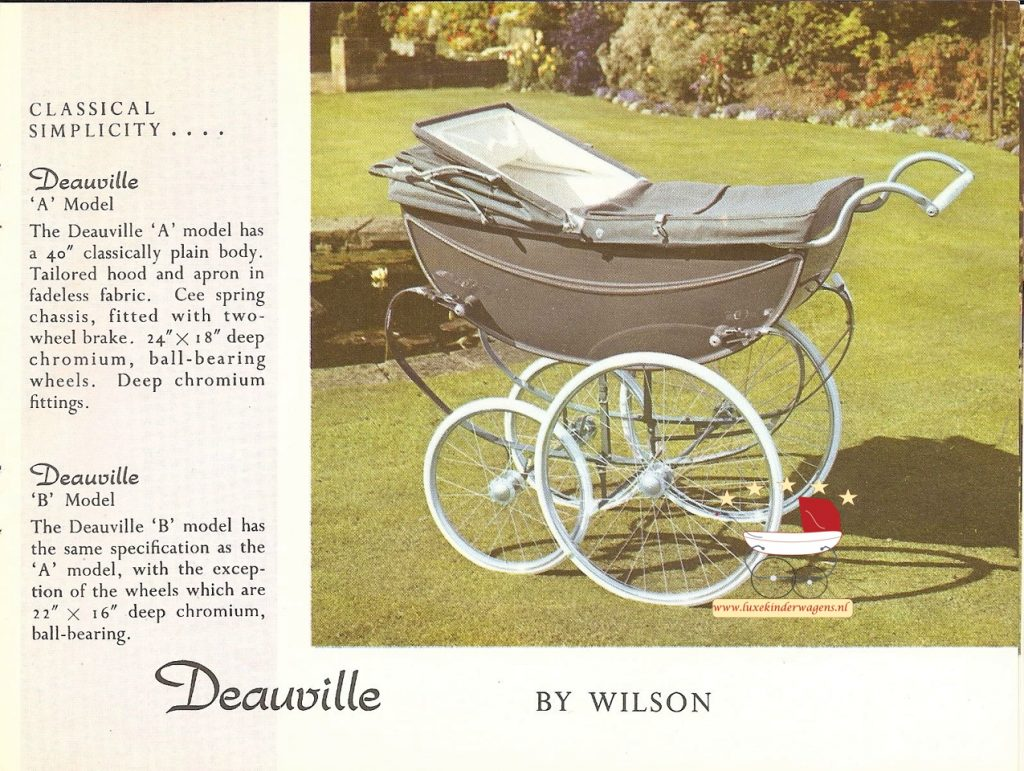 Wilson Deauville 1963