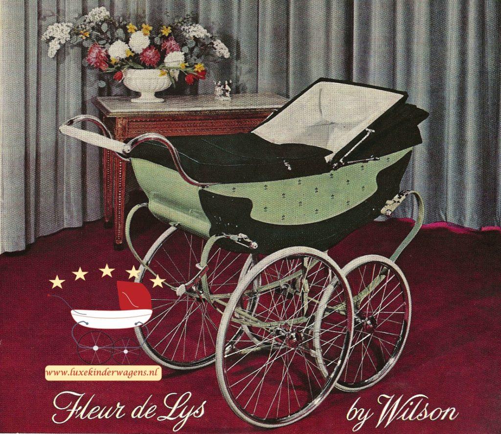 Wilson Fleur de Lys 1958