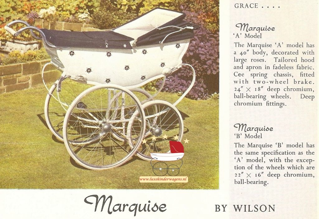 Wilson Marquise 1963
