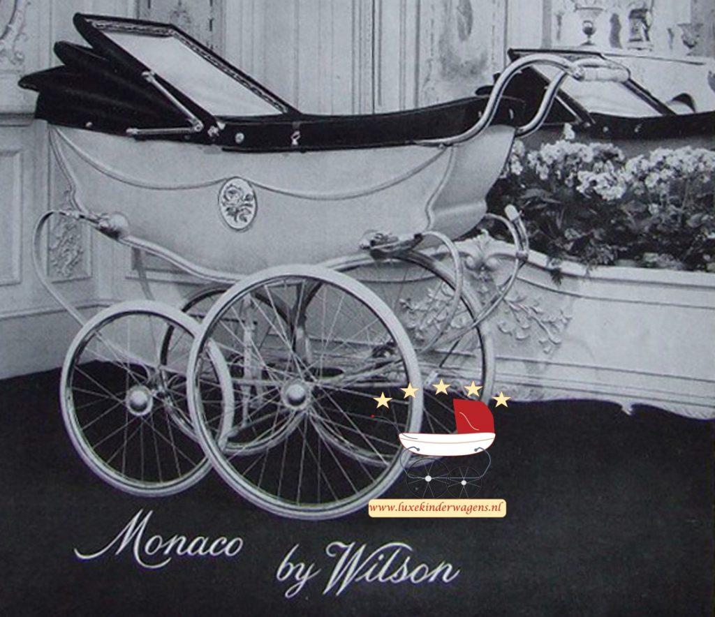 Wilson Monaco 1957-1958