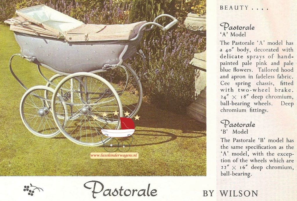 Wilson Pastorale 1963
