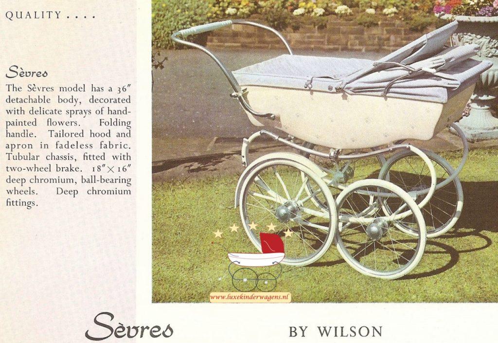 Wilson Sèvres 1963
