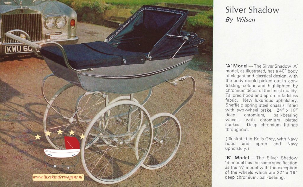 Wilson Silver Shadow 1968