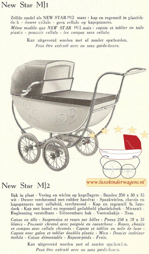 New Star M1, 1957