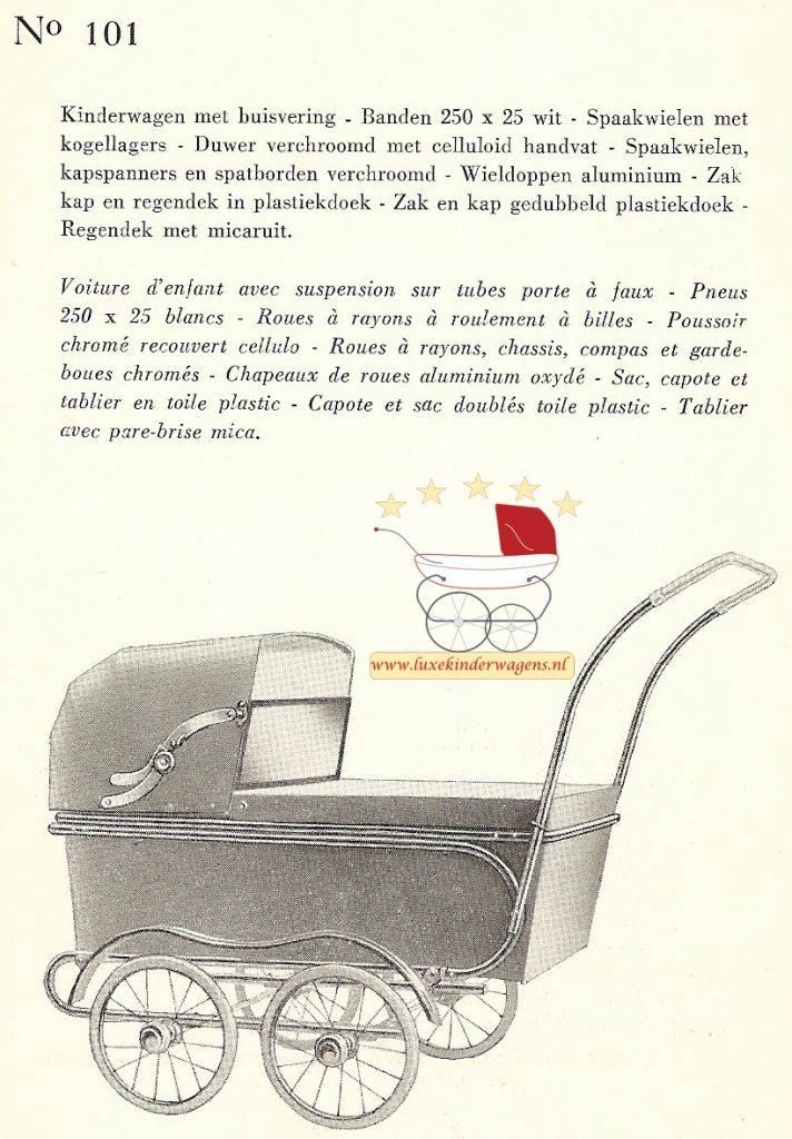 No 101, 1957